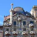 西班牙巴塞隆納 - 格拉西亞大道  Passeig de Gràcia