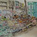 韓國慶州傳統市場