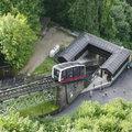 Fortress Hohensalzburg (Hohensalzburg castle) 上山電車