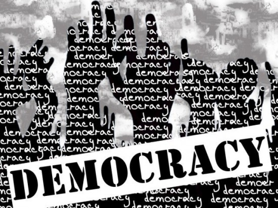 民主交易(democratic bargain) -...