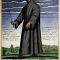 14世紀歐洲治療黑死病的瘟疫醫生戴鳥嘴面罩防疫01