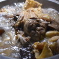 麻油菇菇雞