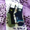 20190128(一)在台北101買的Kenzo襪子兩雙
