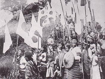 原住民被日本改造的很「愛國」