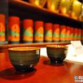不同的茶種,包括茉莉香片、鐵觀音、烏龍茶、上品清茶、特選小種等等,至於惠美壽名茶,撲克馬倒是沒聽過