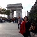 Arc de Triomphe (凱旋門)