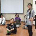 2011擔任國際營即席翻譯