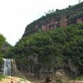 2012年7月,福州、閩西泰寧丹霞地貌之行。