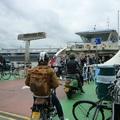 Ferry boarding 上渡輪