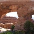 拱門國家公園 Partition Arch