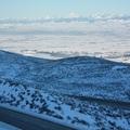眺望點看遠方的 Mt Stuart
