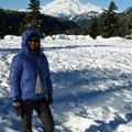 Me and Mount Rainier
