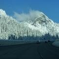 Eastbound Snoqualmie Pass