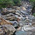 砂卡礑步道:砂卡礑溪谷