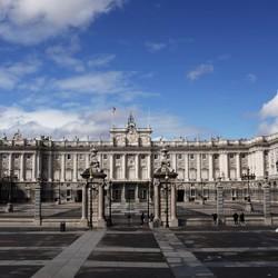 西班牙《馬德里》-鳳去臺空江自流 馬德里王宮Palacio Real de Madrid - 1