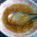 天氣熱口渴     來碗冰涼的綠豆露吧