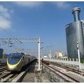 舊鐵道綠化被稱「台中綠空鐵道」,是條從台中火車站出發,鐵皮包裝的新據點。
