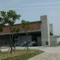 位於台南市安南區的歷史博物館 永康交流道下來 十幾分鐘車程到達