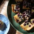 今天不流浪-蘭陵入陣曲 藍莓檸檬糕Blueberry Lemon Bars - 1
