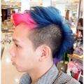 撞色 染髮 雙色染 三色染 撞色 染髮 雙色染 三色染 撞色 染髮 雙色染 三色染