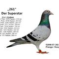 20150403德國賽鴿運動的藝術家、無環號締造者、根特布朗格鴿系介紹 - 3