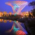 太陽能樹綠能光影秀
