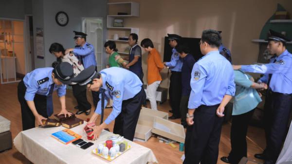 中共警察非法迫害抓捕全能神教會基督徒