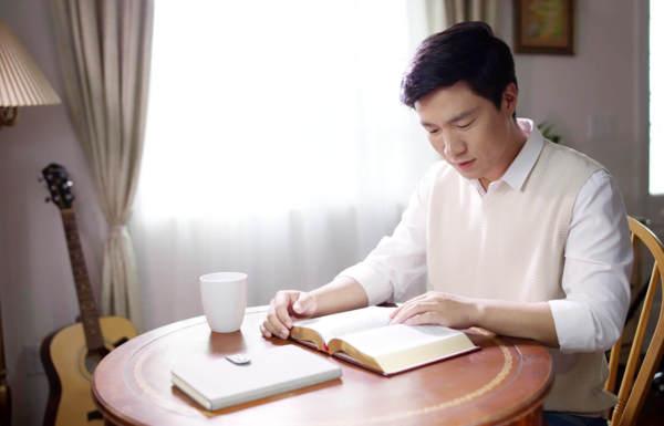 基督徒靈修看神的話語
