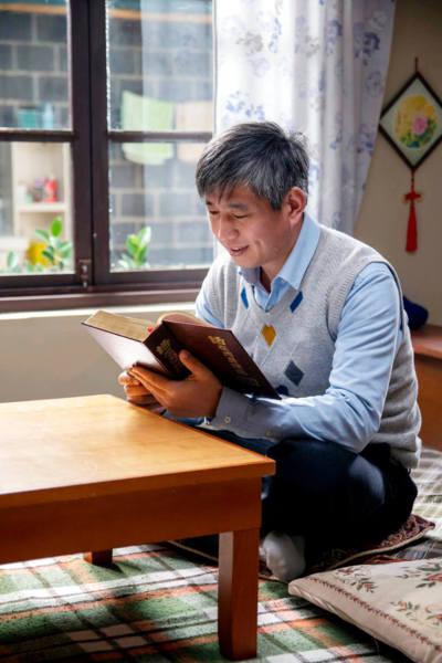 基督徒靈修在神的話語中認識反省自己