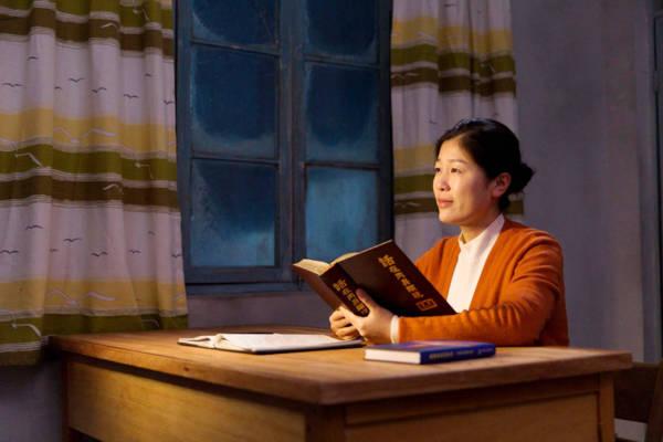 基督徒靈修看神的話語用心揣摩