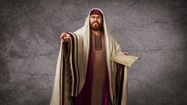 假冒偽善抵擋主耶穌的法利賽人