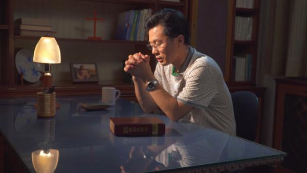 基督徒向神禱告