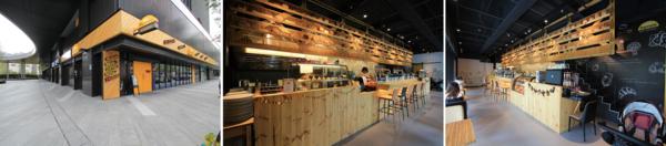 現代工業風打造最吸睛用餐空間