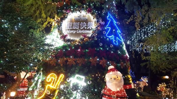 大板根金色聖誕一日遊+跨年活動