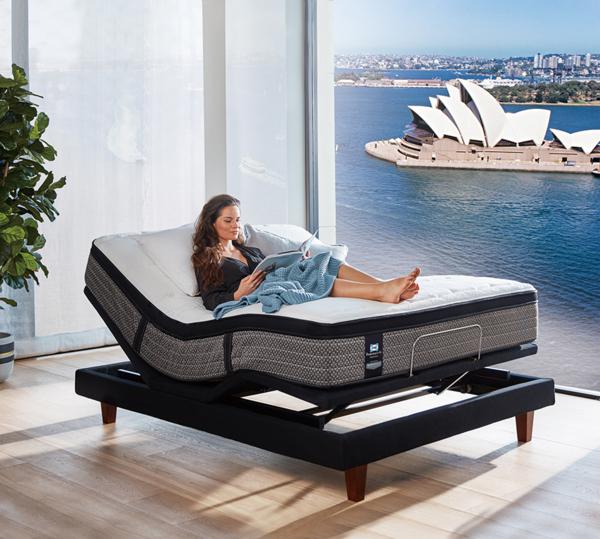 Sealy席伊麗 歡慶品牌140周年 全美最受信賴床墊品牌第一名 讓您回到家就像在度假