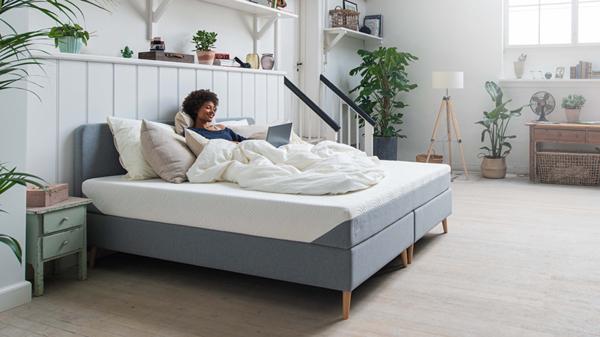 2021年隆重推出全新旗艦 尊榮上市 TEMPUR North Bed system北歐頂級電動床組