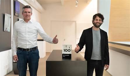 非凡創新實力:Hansgrohe 集團連續四度榮獲德國最具創新力企業 TOP100