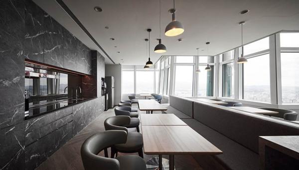 明亮活潑 優雅躍動的工作空間 A Brilliant, Energetic, Elegant, & Vivid Office