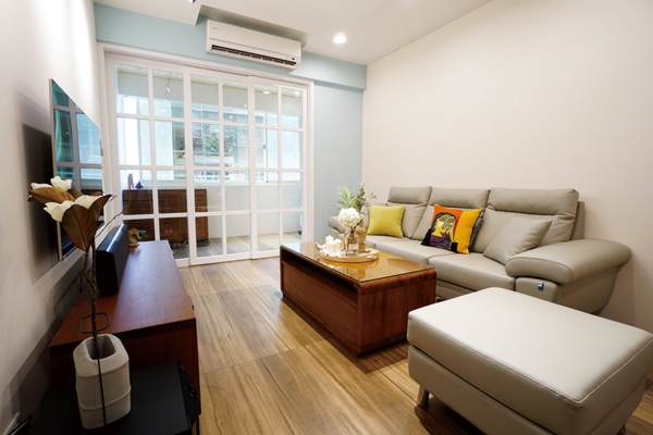 輕裝修,完美居家就靠實木家具!
