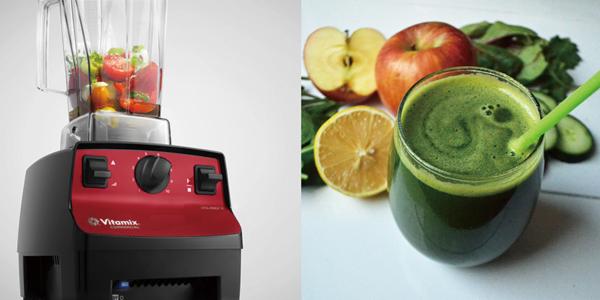 商業級果汁機達人 親手料理好健康美國Vitamix多功能營養機VITA PREP 3匹馬力
