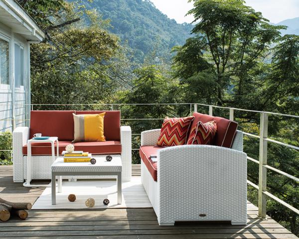 Lagoon戶外家具 打造樂活居家空間