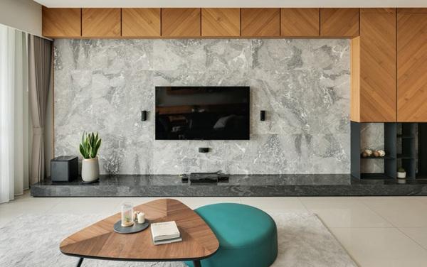 不藏私的5個超實用大理石設計位置,小資也能打造時尚輕奢宅