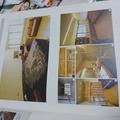 林黛羚的書《改造老房子》,出現和自己想像中的格局很相似的房屋。期待三五年後的新家也能如是樣貌。