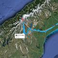 4 小時車程,324km