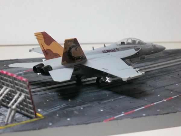 AREA-88: 1/144 US  NAVY EA-18G Growler VAQ-132 Scorpions CAG Bird