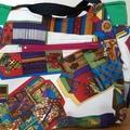 多口袋的自製大容量的手作袋