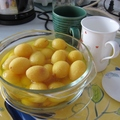 這是廣西產的新鮮橄欖,顏色鮮豔漂亮極了,.......