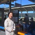 內灣車站是台鐵新竹-內灣支線,搭火車可以抵達的一內灣支線,搭火車可以抵達的一個景點ㄡ