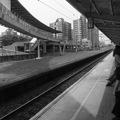 台鐵內壢與鶯歌車站的行旅攝影素寫