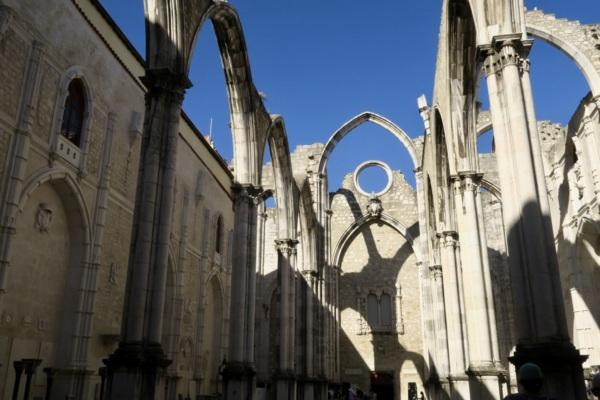 卡莫爾修道院 Carmo Convent